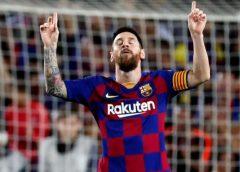 Lionel Messi recibirá en Barcelona su sexta Bota de Oro